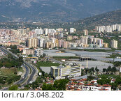 Купить «Вид на город Аланья», эксклюзивное фото № 3048202, снято 29 октября 2010 г. (c) Юрий Морозов / Фотобанк Лори