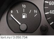 Купить «Топливный датчик на нуле», фото № 3050734, снято 20 мая 2007 г. (c) Николай Охитин / Фотобанк Лори