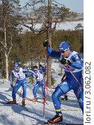 Купить «Чемпионат России по лыжным гонкам», фото № 3062082, снято 12 апреля 2009 г. (c) Кузнецов Дмитрий / Фотобанк Лори