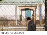 Купить «Арестантские будни. За решеткой», фото № 3067094, снято 18 ноября 2011 г. (c) Александр Подшивалов / Фотобанк Лори
