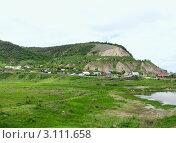 Купить «Село Ширяево Самарской области», фото № 3111658, снято 12 июня 2011 г. (c) Светлана Кириллова / Фотобанк Лори