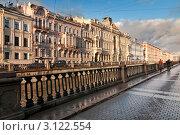 Купить «Канал Грибоедова. Санкт-Петербург», эксклюзивное фото № 3122554, снято 3 декабря 2011 г. (c) Александр Алексеев / Фотобанк Лори