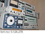 Электронные измерительные приборы (2012 год). Редакционное фото, фотограф Игорь Митов / Фотобанк Лори