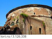 Купить «Рим, Италия, Пантеон», фото № 3126338, снято 26 августа 2008 г. (c) ElenArt / Фотобанк Лори