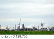 """ОАО """"Тольяттиазот"""" - один из крупнейших в мире производителей аммиака (2011 год). Редакционное фото, фотограф Светлана Полушкина / Фотобанк Лори"""