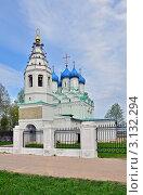 Купить «Никольская церковь», эксклюзивное фото № 3132294, снято 13 мая 2011 г. (c) Елена Коромыслова / Фотобанк Лори