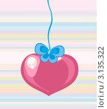 Купить «Валентинка», иллюстрация № 3135322 (c) Tati@art / Фотобанк Лори