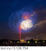Купить «Салют над Мемориалом Линкольна, Вашингтон, США», фото № 3138754, снято 19 февраля 2019 г. (c) Sergey Borisov / Фотобанк Лори