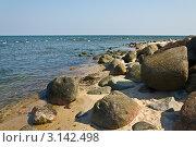 Купить «Балтийский берег», фото № 3142498, снято 27 августа 2011 г. (c) Сергей Трофименко / Фотобанк Лори