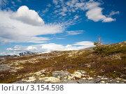 Купить «Северные горы», фото № 3154598, снято 10 июня 2009 г. (c) Morgenstjerne / Фотобанк Лори