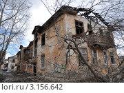 Заброшенный дом. Стоковое фото, фотограф Светлана Бакланова / Фотобанк Лори