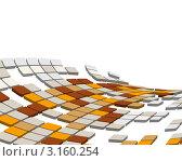 Купить «Абстрактный  фон из геометрических фигур», иллюстрация № 3160254 (c) Павел Коновалов / Фотобанк Лори