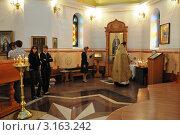 Купить «В церкви», эксклюзивное фото № 3163242, снято 21 августа 2011 г. (c) Free Wind / Фотобанк Лори
