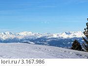 Купить «Доломитовые альпы», фото № 3167986, снято 3 января 2012 г. (c) Андрей / Фотобанк Лори