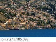 Остров Сими (2011 год). Стоковое фото, фотограф Терещенко Марина / Фотобанк Лори