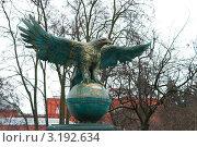 Купить «Город Орел», эксклюзивное фото № 3192634, снято 5 января 2012 г. (c) Сергей Лаврентьев / Фотобанк Лори
