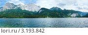 Купить «Альпийское озеро Грундлзее (Grundlsee), Австрия», фото № 3193842, снято 22 марта 2019 г. (c) Юрий Брыкайло / Фотобанк Лори