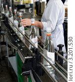 Купить «На винно-водочном заводе», фото № 3201530, снято 18 августа 2010 г. (c) Александр Подшивалов / Фотобанк Лори