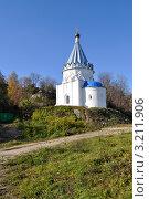 Церковь святых  Козьмы и Демьяна. 16 век. Муром (2010 год). Стоковое фото, фотограф Горская Анна / Фотобанк Лори