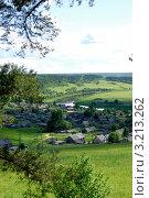 Вид из леса. Стоковое фото, фотограф Юлия Алесич / Фотобанк Лори