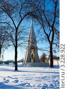 Купить «Ярославль, Часовня Казанской Богоматери», фото № 3228922, снято 28 января 2012 г. (c) ElenArt / Фотобанк Лори