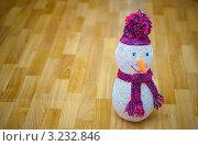 Снеговик. Стоковое фото, фотограф igor faustov / Фотобанк Лори