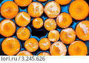 Жареная морковь. Стоковое фото, фотограф Сергей Илясов / Фотобанк Лори