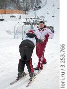 Купить «Тренировка», эксклюзивное фото № 3253766, снято 29 января 2012 г. (c) Parmenov Pavel / Фотобанк Лори