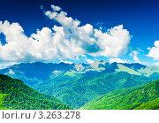 Купить «Горы. Нагорный Карабах», фото № 3263278, снято 10 июня 2011 г. (c) E. O. / Фотобанк Лори