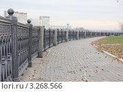 Коломенская набережная Москвы-реки (2011 год). Стоковое фото, фотограф Могиленская Нина / Фотобанк Лори