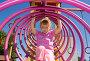 Ребенок на аттракционе, эксклюзивное фото № 3269230, снято 27 августа 2011 г. (c) Олег Хархан / Фотобанк Лори