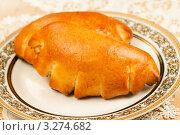 Купить «Русские пироги», фото № 3274682, снято 11 октября 2011 г. (c) ElenArt / Фотобанк Лори