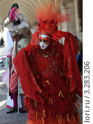 Купить «Венеция. Зима 2012. Карнавал», фото № 3283206, снято 12 февраля 2012 г. (c) Татьяна Лата / Фотобанк Лори