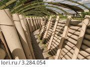 Купить «Окопы в музее военной техники на Поклонной горе», эксклюзивное фото № 3284054, снято 19 июня 2010 г. (c) Алёшина Оксана / Фотобанк Лори