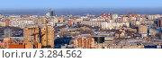 Панорама города Уфы (2012 год). Редакционное фото, фотограф Рамиль Юсупов / Фотобанк Лори