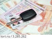 Купить «Покупка автомобиля», фото № 3285262, снято 24 февраля 2012 г. (c) Мастепанов Павел / Фотобанк Лори