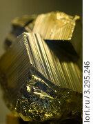 Купить «Пирит», фото № 3295246, снято 11 января 2011 г. (c) Morgenstjerne / Фотобанк Лори