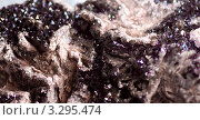 Купить «Раухтопаз (дымчатый кварц, дымчатый хрусталь) крупным планом», фото № 3295474, снято 11 января 2011 г. (c) Сурикова Ирина / Фотобанк Лори
