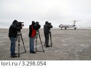 Первое лицо (2009 год). Редакционное фото, фотограф Владимир ГОРОВЫХ / Фотобанк Лори