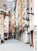 Купить «Улицы Лиона. Франция», фото № 3308178, снято 25 февраля 2012 г. (c) E. O. / Фотобанк Лори