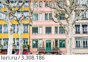 Купить «Городской пейзаж. Лион. Франция», фото № 3308186, снято 25 февраля 2012 г. (c) Екатерина Овсянникова / Фотобанк Лори