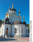 Форосская церковь. Стоковое фото, фотограф Анастасия Моисейкина / Фотобанк Лори