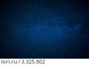Млечный путь. Стоковое фото, фотограф Olsi / Фотобанк Лори