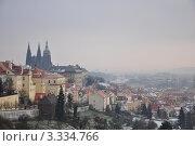 Прага. Стоковое фото, фотограф Елена Полозова / Фотобанк Лори