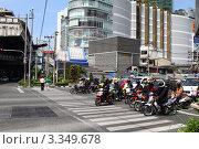 Городской пейзаж. Бангкок, Таиланд (2011 год). Редакционное фото, фотограф Рачия Арушанов / Фотобанк Лори