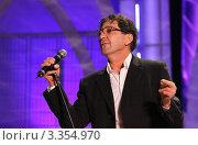 Купить «Григорий Лепс», эксклюзивное фото № 3354970, снято 28 февраля 2012 г. (c) Free Wind / Фотобанк Лори