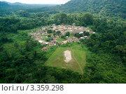 Деревня африканская. Либерия (2011 год). Стоковое фото, фотограф Топонарь  Иван / Фотобанк Лори