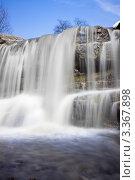 Лермонтовский водопад (2012 год). Стоковое фото, фотограф Сулимов Андрей / Фотобанк Лори
