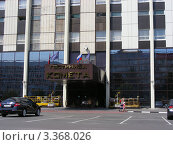 Купить «Гостиница «Комета». Москва», эксклюзивное фото № 3368026, снято 24 июля 2011 г. (c) lana1501 / Фотобанк Лори