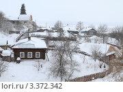 Купить «Касимов, город в Рязанской области», эксклюзивное фото № 3372342, снято 24 февраля 2012 г. (c) Дмитрий Неумоин / Фотобанк Лори